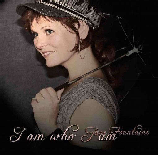 Jane Fountaine CD cover